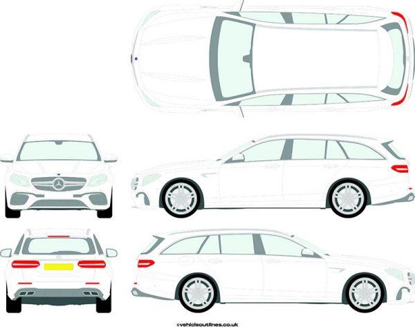Cars Mercedes E63 2017-21