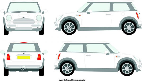 Cars Mini Cooper 2000-06