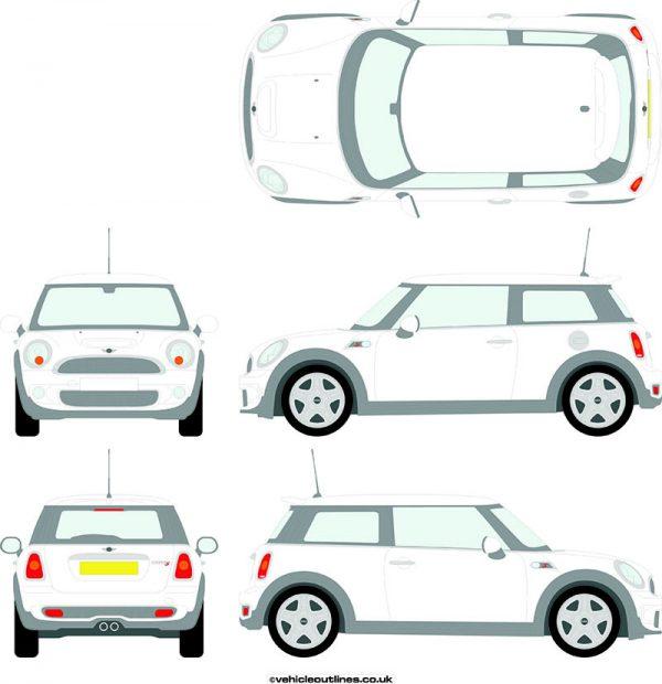 Cars Mini Cooper 2006-14