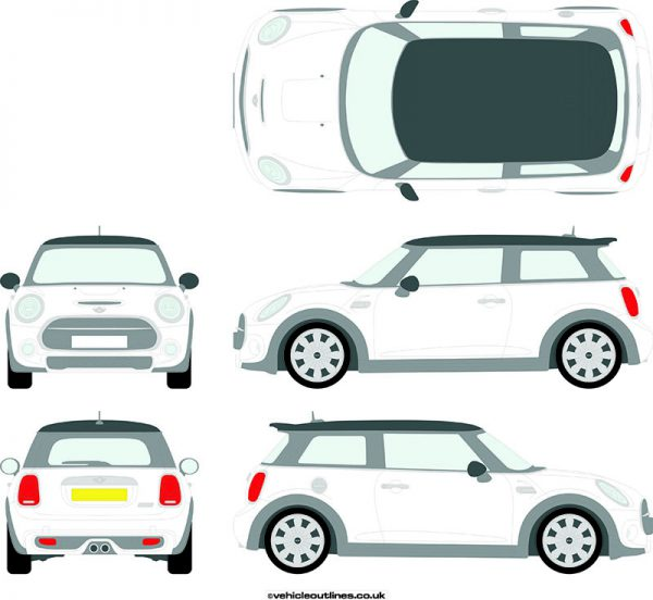 Cars Mini Cooper 2014-21