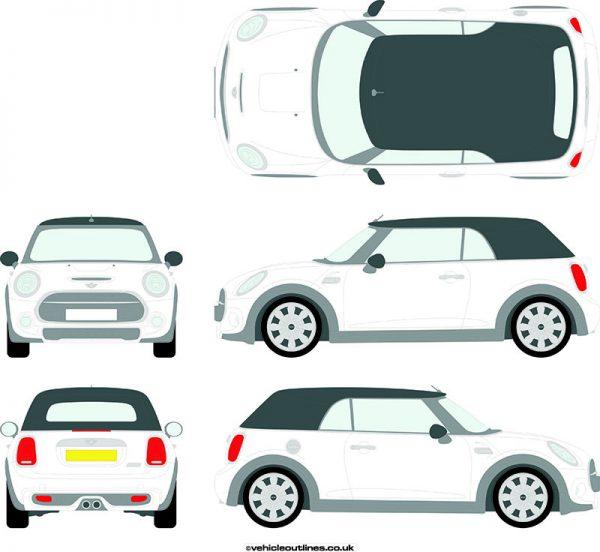 Cars Mini Cooper 2016-21