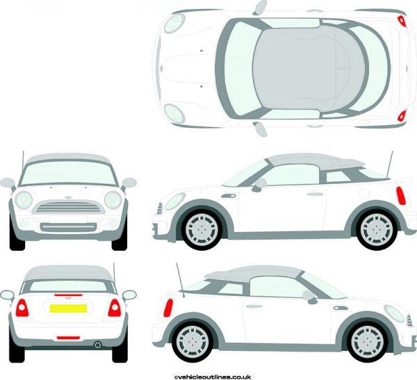 Cars Mini Coupe 2011-15