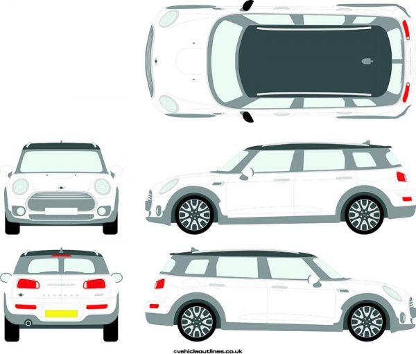 Cars Mini Clubman 2015-21
