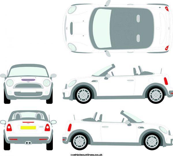 Cars Mini Roadster 2012-15
