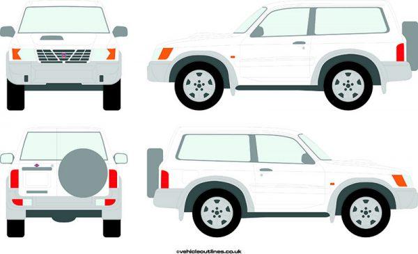 4x4 Nissan Patrol 1998-2004