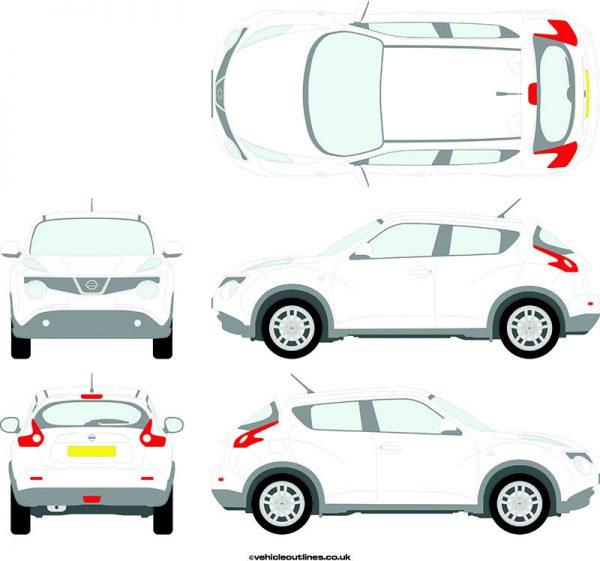 Cars Nissan Juke 2010-14