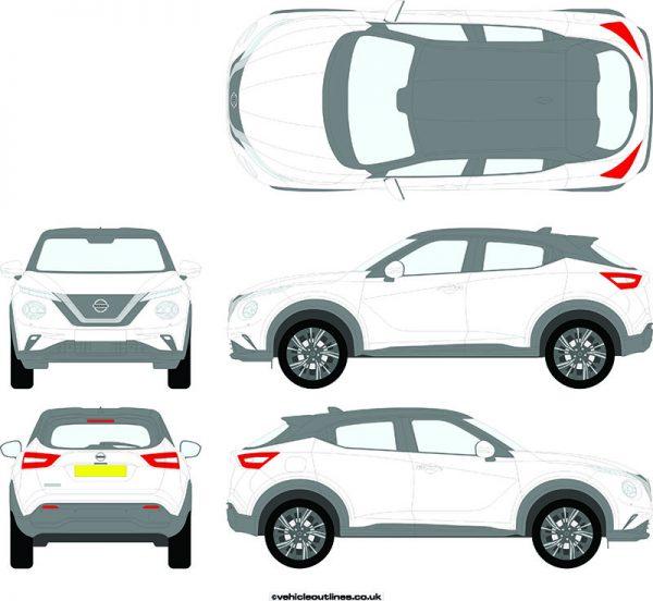 Cars Nissan Juke 2019-21