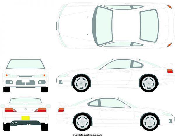 Cars Nissan S15 1999-2002