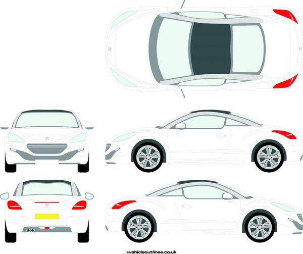 Cars Peugeot RCZ 2013-21