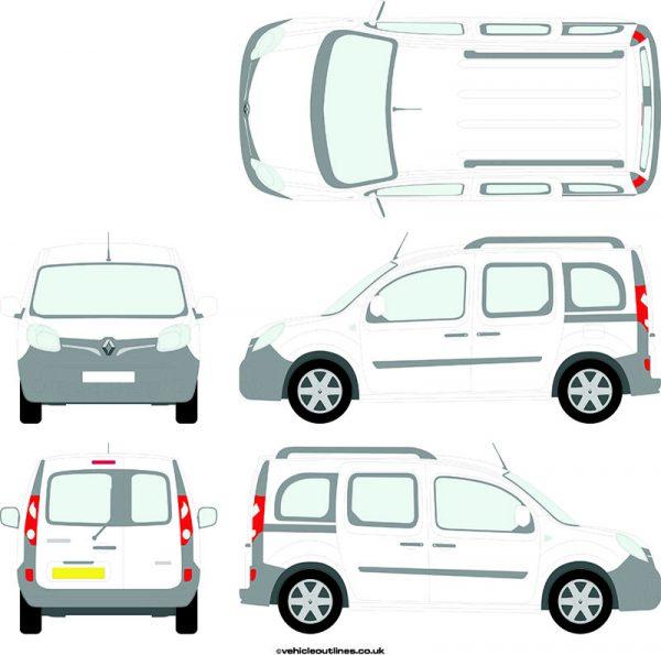 Cars Renault Kangoo 2013-21