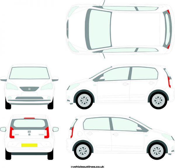 Cars Seat Mii 2012-21