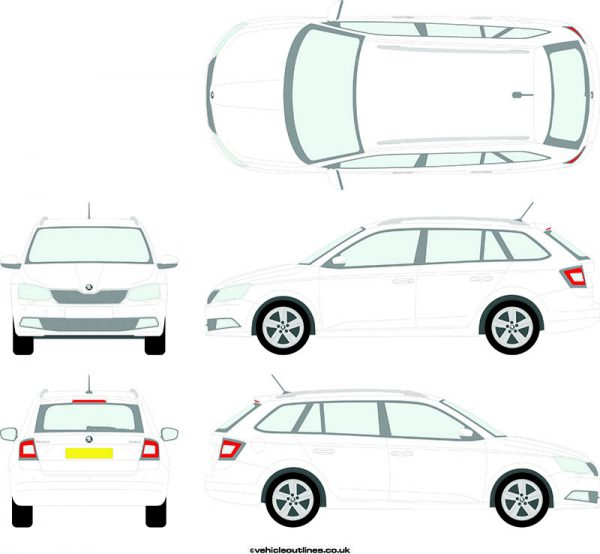 Cars Skoda Fabia 2014-21