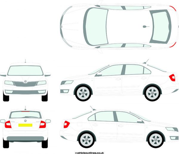 Cars Skoda Rapid 2012-17