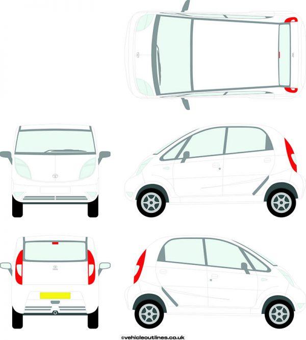 Cars Tata Nano 2009-18