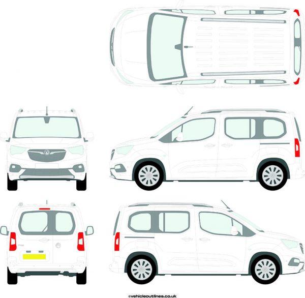 Cars Vauxhall Combo 2018-21