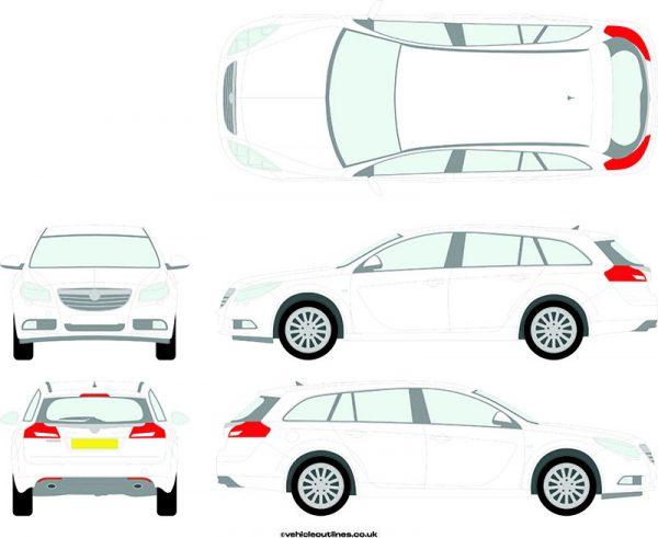 Cars Vauxhall Insignia 2008-14