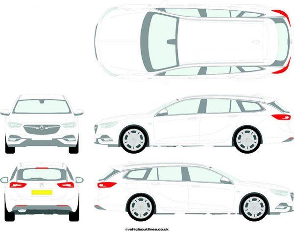 Cars Vauxhall Insignia 2017-21