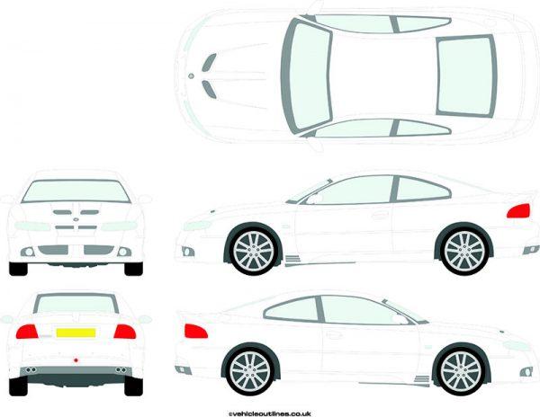 Cars Vauxhall Monaro 2005-07