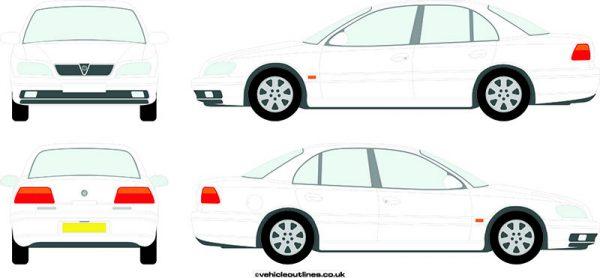 Cars Vauxhall Omega 2000-03