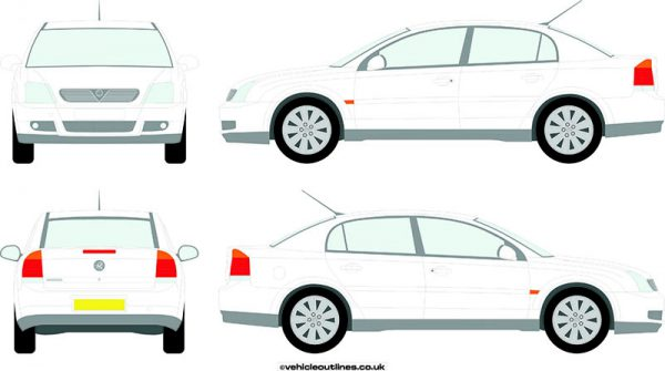 Cars Vauxhall Vectra 2005-09