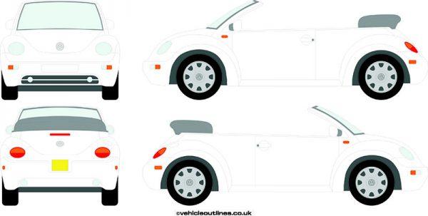 Cars Volkswagen Beetle 2003-13