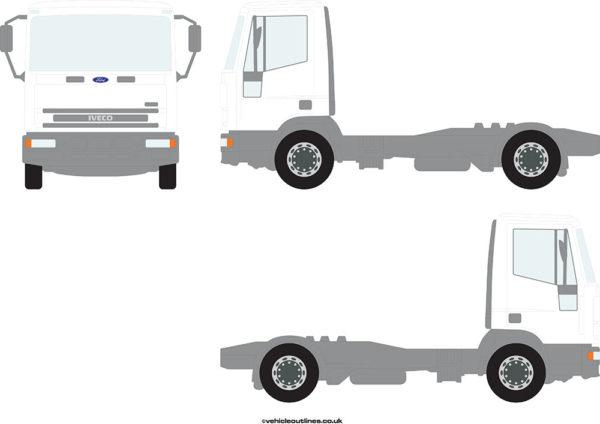 TRACTOR UNITS IVECO Cargo No Year