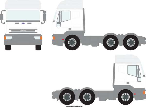 TRACTOR UNITS IVECO Eurotech No Year