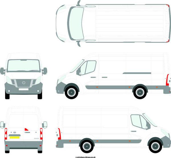 LIGHT COMMERCIAL NISSAN NV400 2012-21